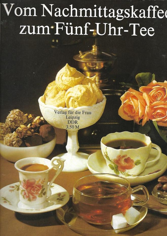 Nachmittagskaffee - Rezepte 1987_10x14