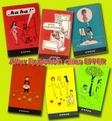 Epper-Bücher m Text