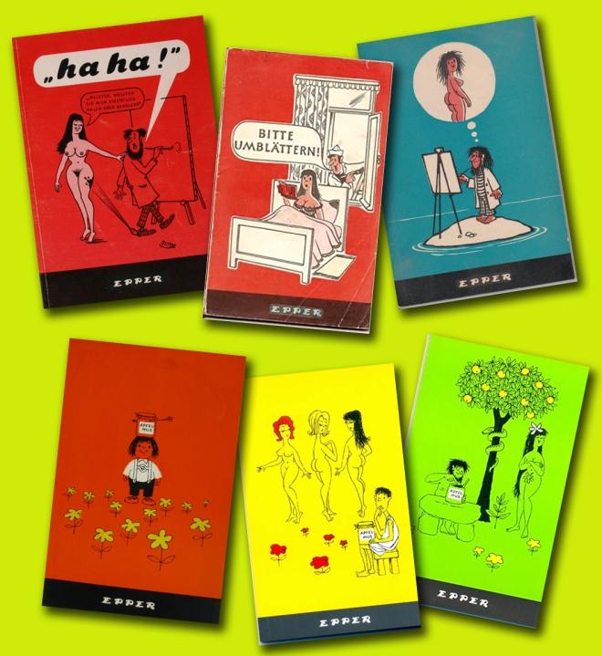 Epper-Bücher