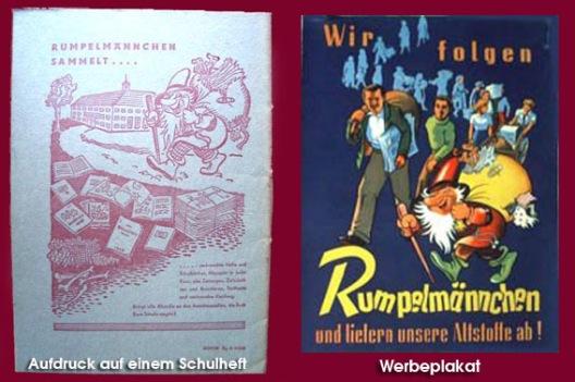 Schulheft + Plakat