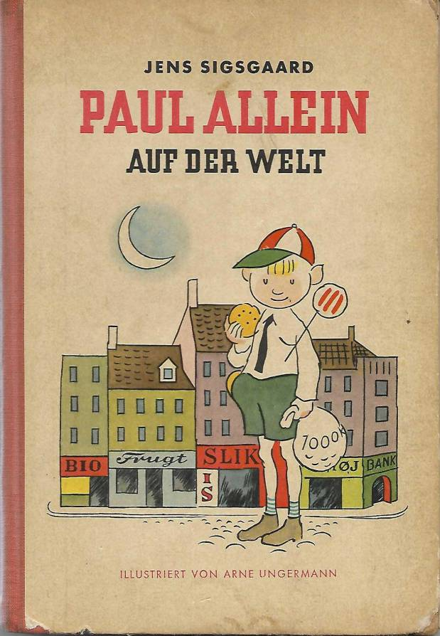 Paul allein auf derWelt